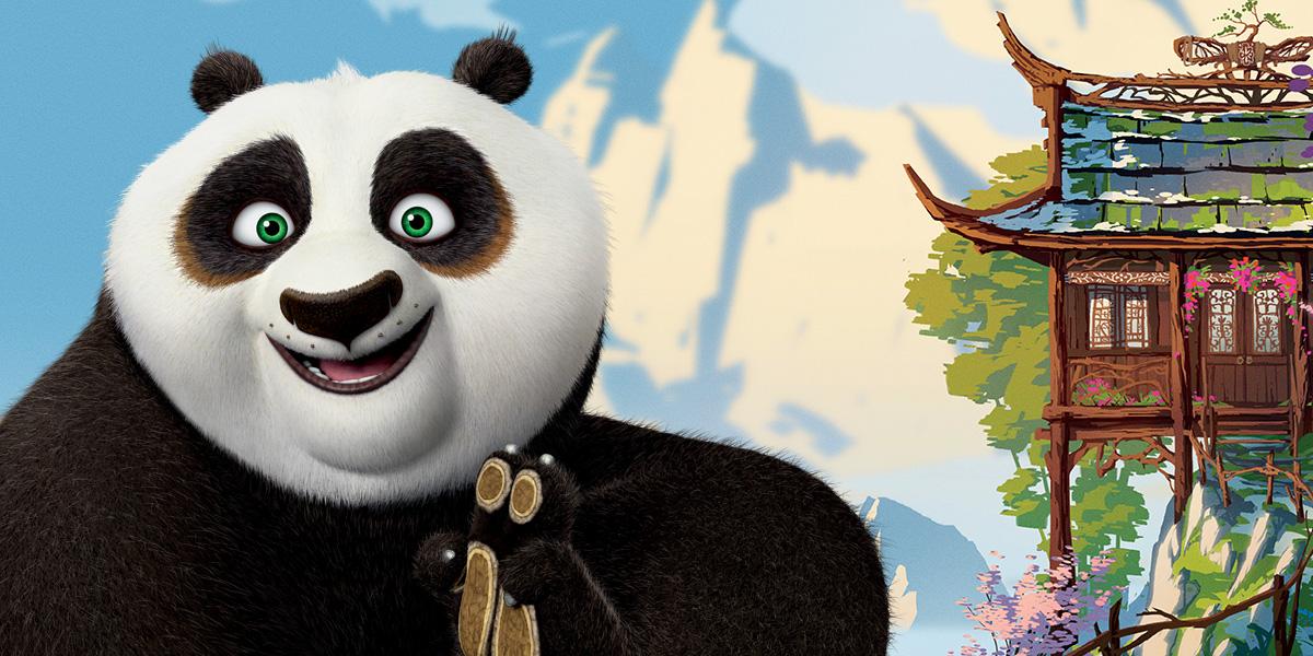 WWF Kung Fu Panda